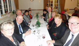 Inner Wheel Club of Havering Christmas dinner Celebrations 29-Nov-2013