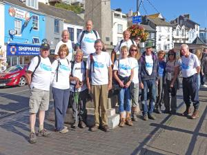 Water Aid Coastal Walk 2015