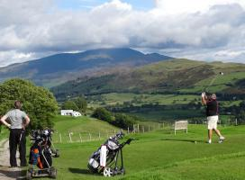 Rotary Club of Cockermouth's 2016 tournament.