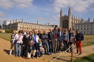 Visit by Rotary Club of Siena