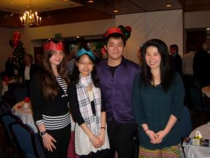 Rotary Christmas Student Lunch