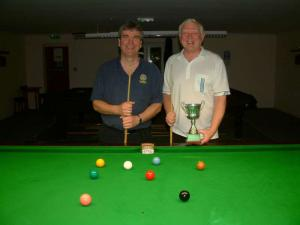 Snooker District Final