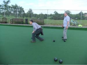 Bowls and Golf Evening