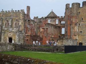 2012 President Chris Wigley's  Reception at Cowdray Park Ruins