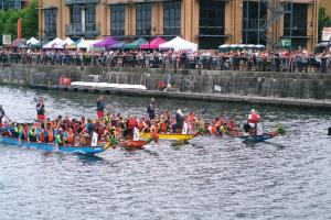 Photos from the 2017 Dragon Boat Challenge