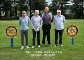 2019 Churston Golf Day
