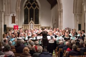Let The Chilterns Sing! Raise the Roof!