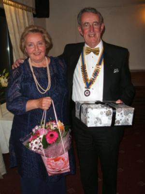 Presidents Night @ Willington Hall - June 2010