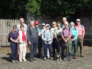 Strollers visit to Dalkeith Palace Park