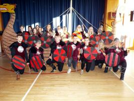 Thurso High School Interact Viking Squad