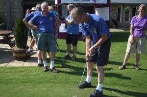 Charity Golf Day 8.8.12