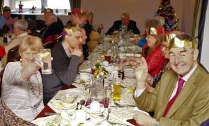 Christmas Lunch at the Golf Club 12.30 for 13.00 16th December