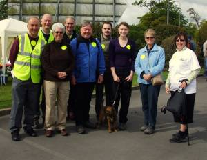 Charity Walk: Members raise £300 for Life Education