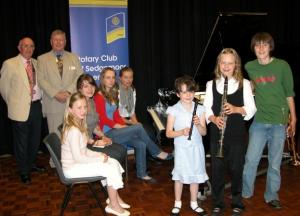 Young Musicians Competition 2008