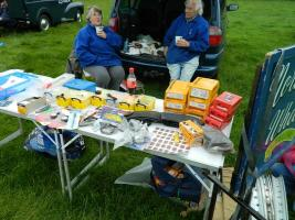 Stokesley Car Boot Sale, Showfield