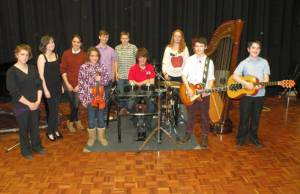 Young Musicians Competition - February 2012
