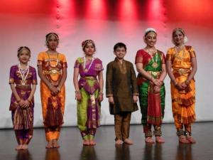 Some of the Dancers who performed at our International Night in April 2015