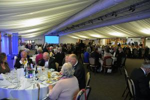 District Induction Dinner at Tewin Bury Farm Hotel