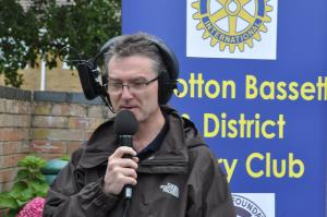 Radio Programme from a Shelterbox