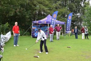 Golf AM AM at Linlithgow Golf Club