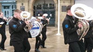 Blackburn with Darwen Brass Band Hymn & Marching competition