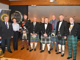 30 January 2014 Burns Supper