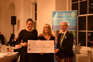 Charter Dinner at Burgh halls, Linlithgow 2017