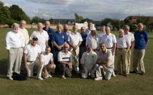 Inter-Club Cricket Match - 11 August 2010