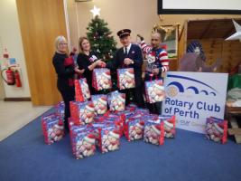 The Rotary Club of Perth - Helping Others At Christmas