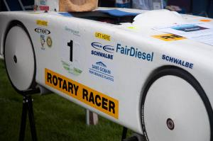 Rotary Racer at The Rotary Festival