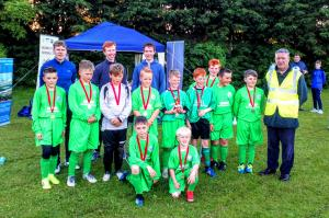 Laurencekirk and District Rotary Primary Schools Football Competition