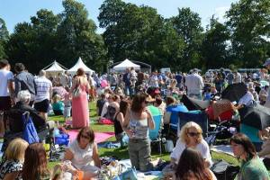 Strawberry Hill Music and Fun Day  22 July  2012