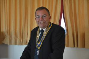 Induction of President Martin Jay