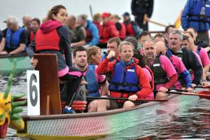 Rotary Dragon Boat Challenge 2016