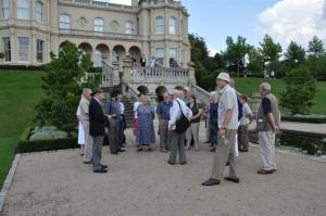 Visit to Cherkley Court