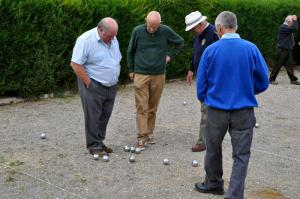 Boules Ditrict Competiition