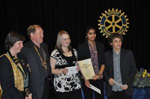 Rotary Youth Speaks,