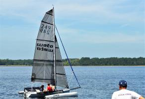 Rotary supports Sailability
