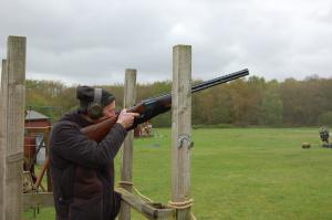 Third Annual Charity Clay Pigeon Shoot