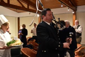 Scots Night at Linlithgow Golf Club - January 2019