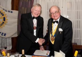 RC of Manchester 101st Charter Night