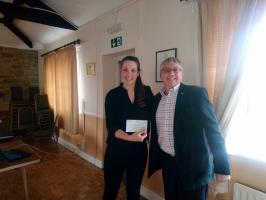 Donation to Yorkshire Air Ambulance 10 March 2020