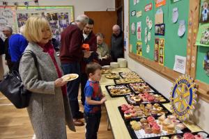 Coffee Morning at Cross House 2019