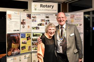 Presentations to local good causes - March 2019