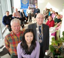 West Fife's Rotary Day at Maggies
