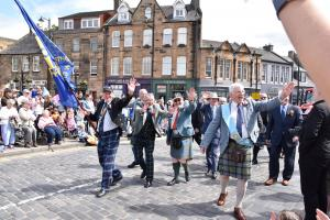 Linlithgow Marches 2019