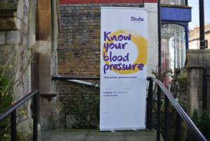 Stroke Awareness Day, April 2018