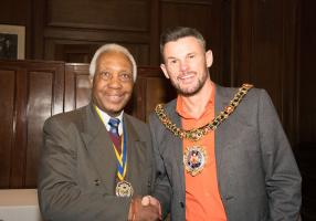 Lord Mayor of Manchester