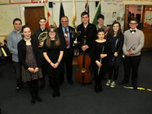 Rotary Young Musician District Finals 1st February 2014
