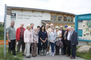 Lunchtime meeting - Visit to Chafford Gorges